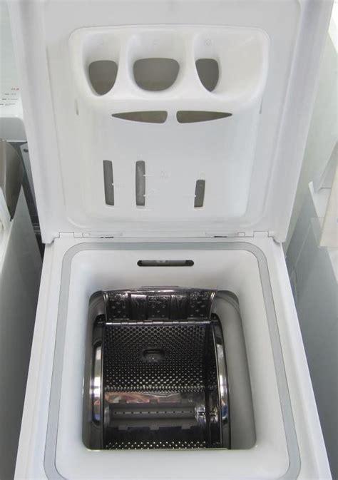 Privileg Waschmaschine Toplader by Toplader Privileg Classic 227 S Nur 40 Cm Breit In