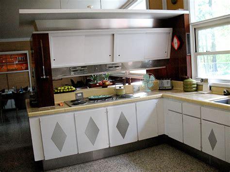 kitschy kitchens mid century droolers on pinterest