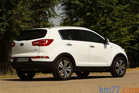 Kia White Kia Sportage Price Modifications Pictures Moibibiki