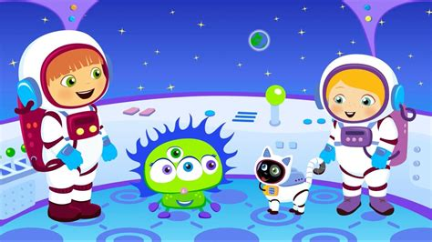 imagenes de niños viajando el viaje a la luna de la brujita tatty misifu y lilly
