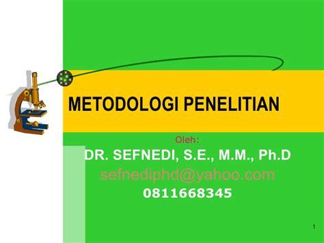 Metode Penelitian Bisnis Jilid 1 By Umas Sekaran research method