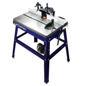 carbatec cast iron top router table router tables carbatec