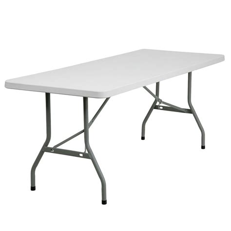 6 table in inches 6ft x 2ft 6 inch folding plastic tables for sale