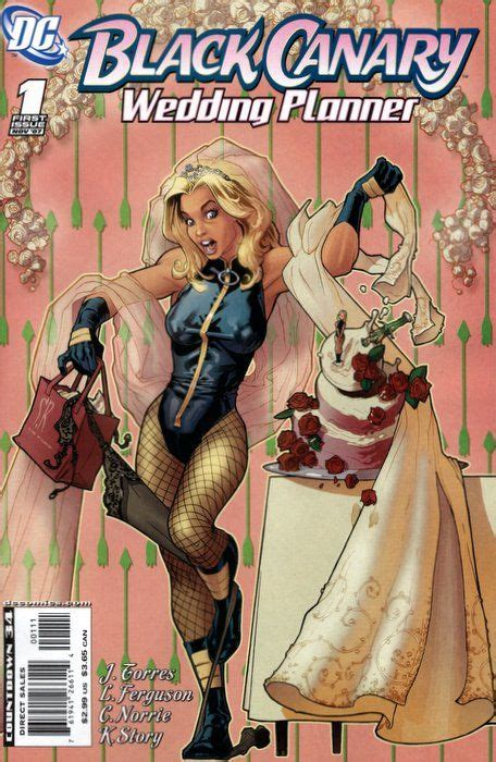 Black Book Search Black Canary Comic Book Covers And Comic Books On