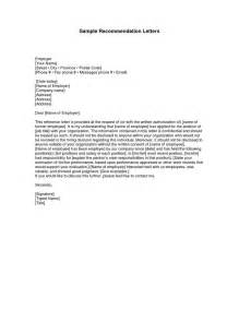 25 best ideas about employee recommendation letter on