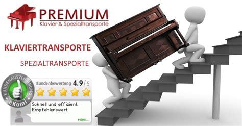 Klavier Umzug Kosten by Der Klaviertransport Fl 252 Geltransport Oder Ein