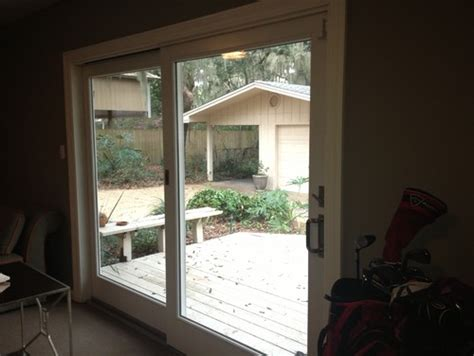 How To Cover Sliding Glass Doors by Need Help With Window Treatments For 100 Quot Wide