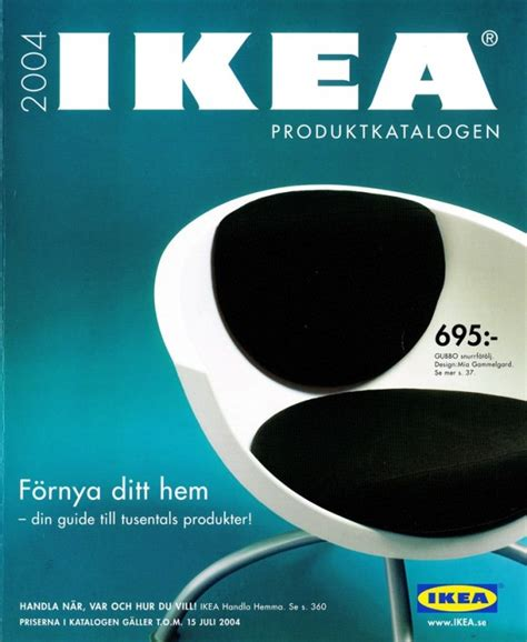 catalog covers ikea catalog cover 2004