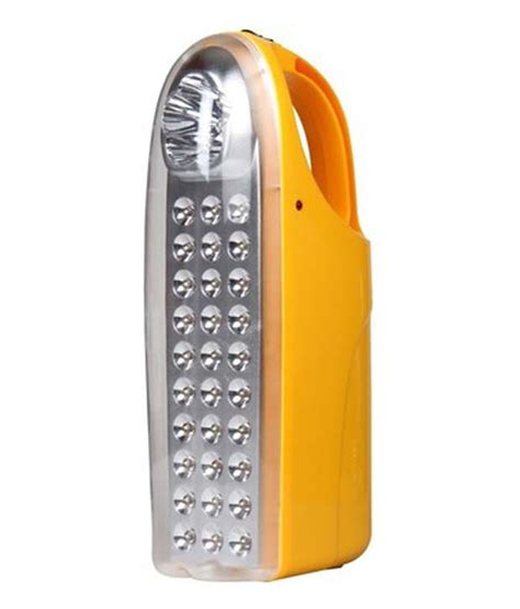 Lu Emergency Philip Led philips ojas led rechargeable emergency light yellow buy