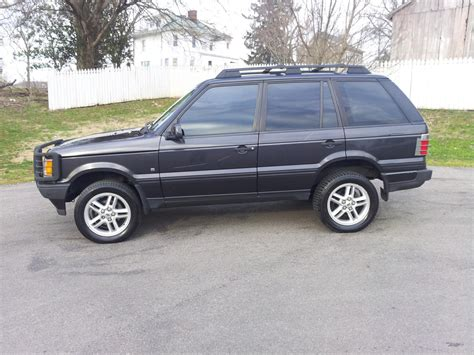 2000 land rover 2000 land rover range rover information and photos