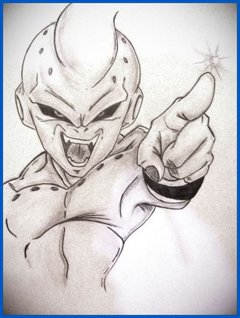 imagenes a la lapiz imagenes de dragon ball z para dibujar a lapiz faciles