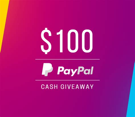 Cash Giveaway Contests - ladyprints win 100 paypal cash contest philippines