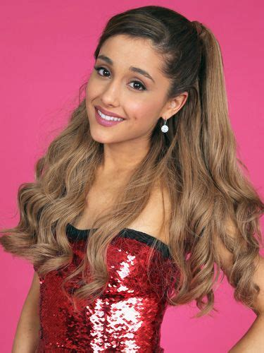 ariana grande hair evolution from brunette curls to straight red 93 best images about capelli che ti amo on pinterest
