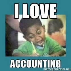 Accounting Memes - i love accounting i love coloring kid meme generator