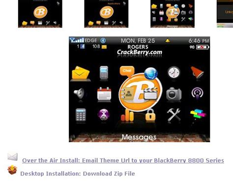 blackberry themes alx file download the basics of blackberry themes crackberry com