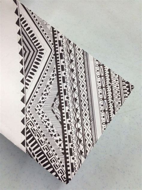 tribal pattern sketch 25 best ideas about aztec drawing on pinterest aztec