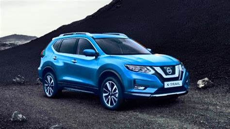 Nissan X Trail Facelift 2020 by 2020 Nissan X Trail Release Date Colors Hybrid 2019