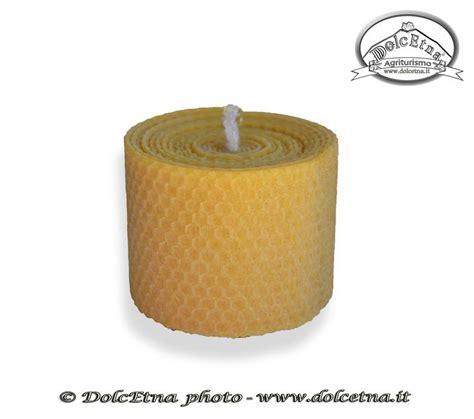 candela di cera 17 migliori idee su candele di cera d api su