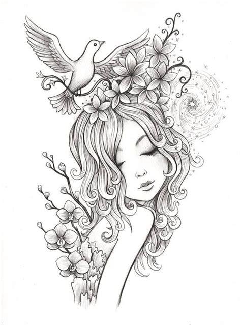 coloring books for existential angst раскраски антистресс девушки распечатать в хорошем