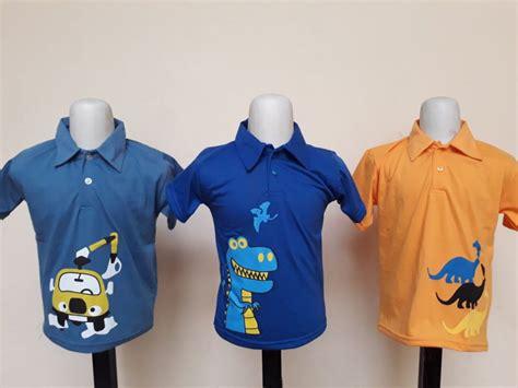 Kaos Anak Murah Bandung sentra grosir kaos osk anak karakter murah bandung 18ribu baju3500