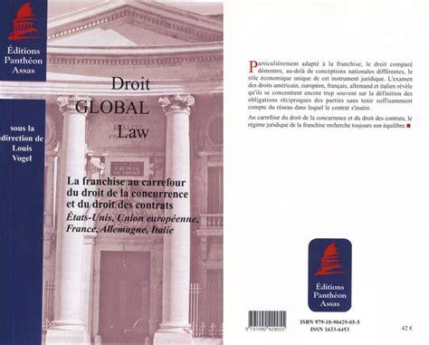 Cabinet Vogel by Cabinet D Avocats Vogel Vogel Franchiseland Le