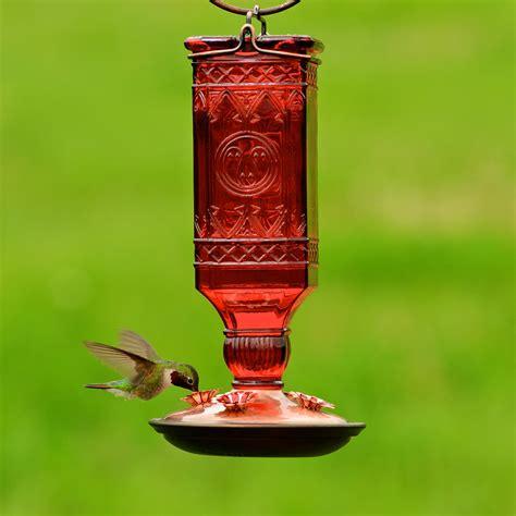 amazon com perky pet 8116 2 red square antique bottle