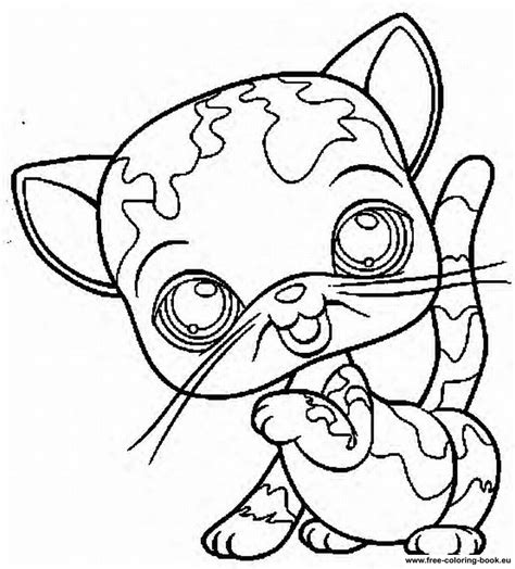 Lps Coloring Book Coloring Pages Lps Pictures To Color