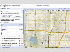 How To Report A Problem With Google Maps | Search ... Mapquest Driving Distances Google
