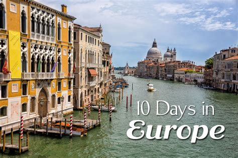 these are the 16 best european cities for good cheap 10 days in europe 5 amazing itineraries earth trekkers