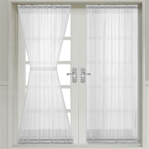voile curtains for french doors curtain panels for french doors curtain menzilperde net