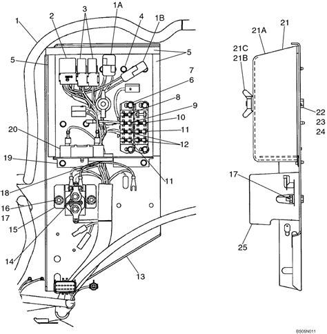 new skid steer parts diagram new ls180 wiring harness 32 wiring diagram
