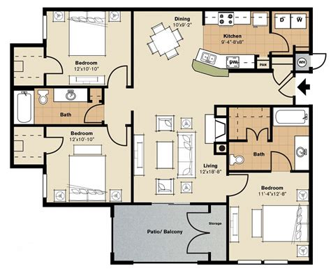 3 bedroom apartments fort worth 1 2 3 bedroom apartments for rent in fort worth tx