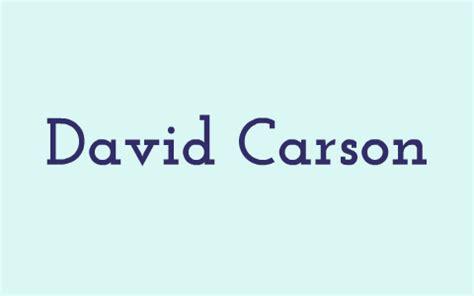 David Carson By Laura Muzzarelli On Prezi