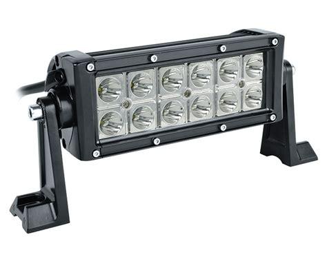 6 Quot Led Light Bar Cree Dual Row Combo Totron Totron Led Light Bars