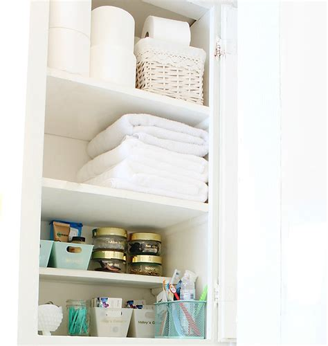 organize bathroom how to organize your bathroom in 3 easy steps classy clutter