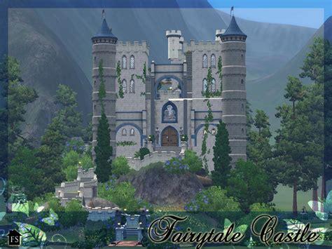 Kitchen Dining Room Floor Plans fairytale castle by fantasticsims tsr