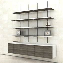 shelves on sale sale item wall mounted shelves with cabinets 3 bay