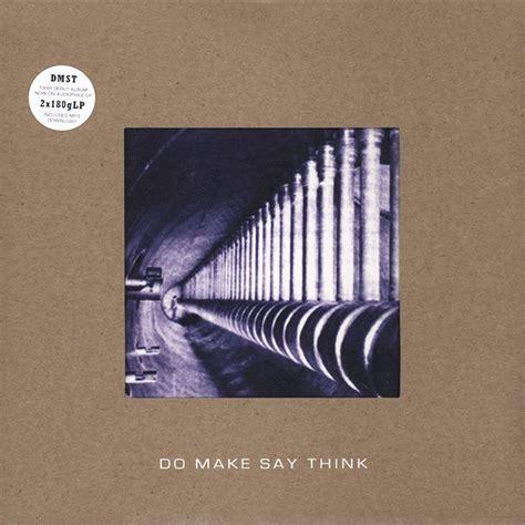 California Records 2013 Do Make Say Think 2lp 180 Gram Vinyl 1997 Debut Album Constellation Records
