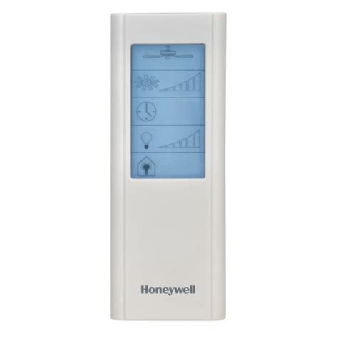 Honeywell Handheld Ceiling Fan Remote With Lcd Touch
