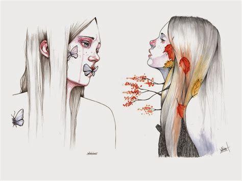 imagenes de mujeres sentimentales laure ever mis ilustradores favoritos 1