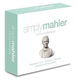 8di0 Adagietto 4 Dvd various simply mahler 4cd downloads cds and dvds at union square