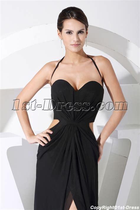 Dress Kode 062 black dress with keyhole wd1 062 1st dress