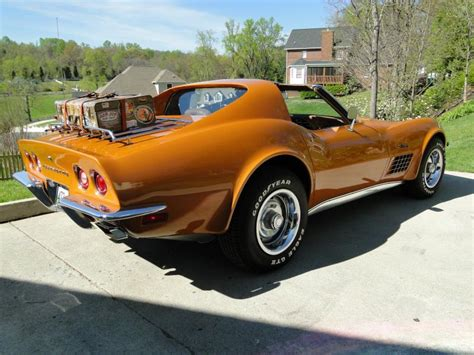 1972 corvette price 1972 corvette stingray for sale corvetteforum