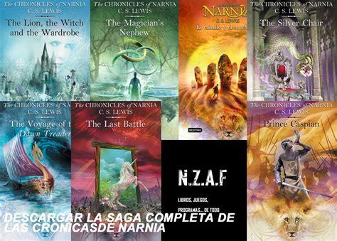 descargar gratis libros de narnia pdf descargar los libros de la saga completa de las cronicas de narnia espa 209 ol completo resubido