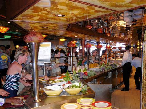 carnival buffet panoramio photo of cruiseship carnival liberty the daily buffet