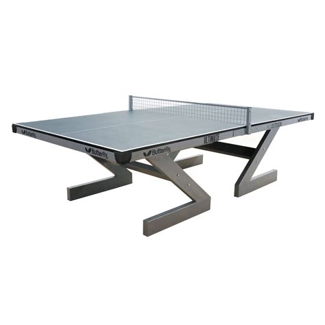 Outdoor Table Tennis Table butterfly ultimate outdoor table tennis table