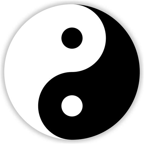 Yin Yang exercise according to yin and yang stick out your tongue