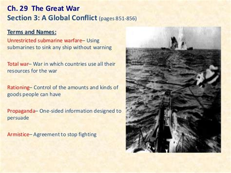 A Global Conflict Worksheet Answers by A Global Conflict Worksheet Answers