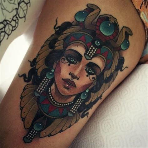 tattoo egyptian queen 17 best images about tattoo hugmyndir on pinterest
