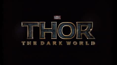 Thor World Logo 2 that time i went to asgard rob keyes